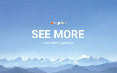 Cydar Medical Branding, Website and Guidelines