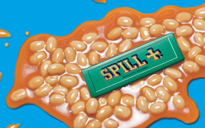 Rizla Press and Poster Campaign
